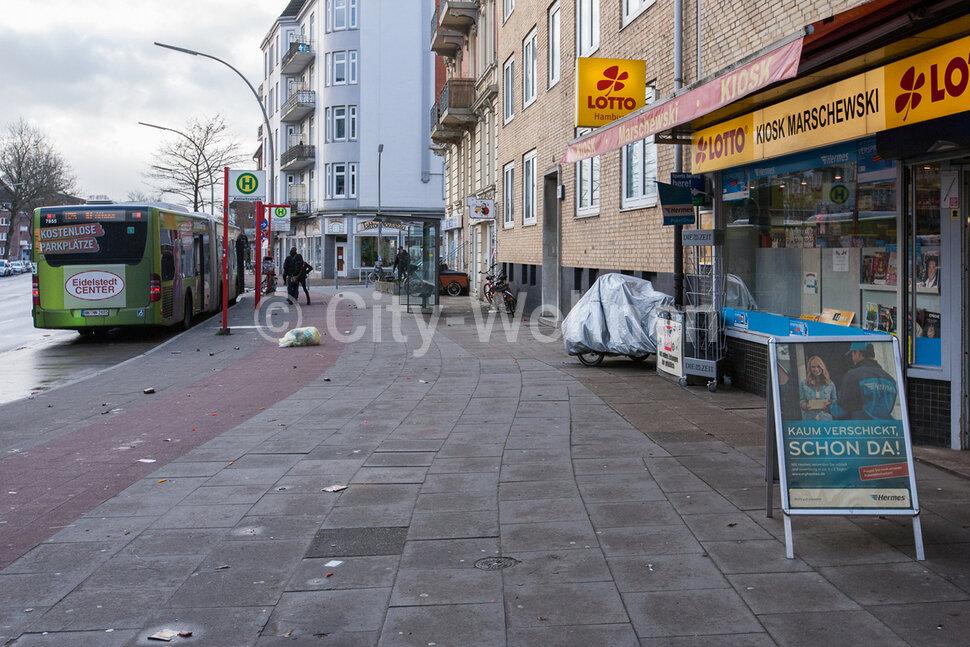 Heckscherstraße