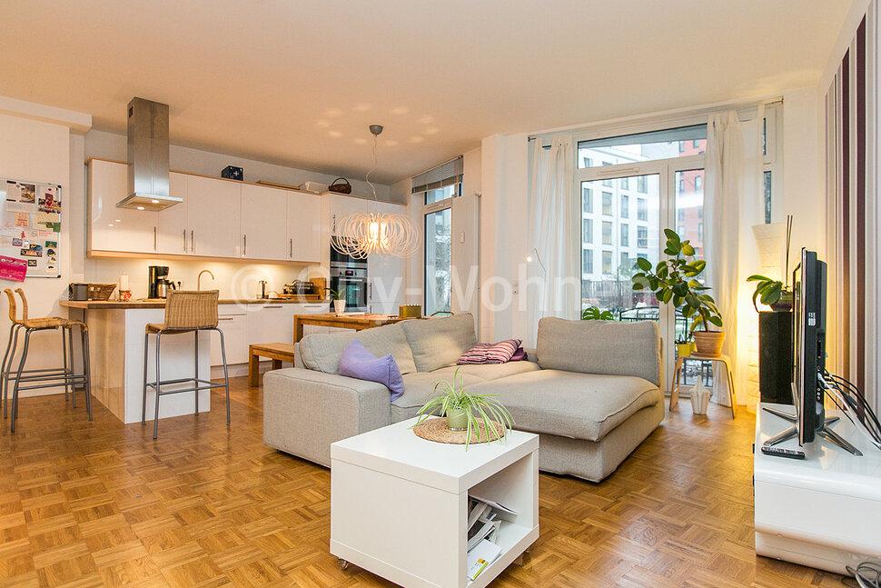 city wohnen wohnen auf zeit in berlin und hamburg m blierte wohnung hamburg hafencity am. Black Bedroom Furniture Sets. Home Design Ideas