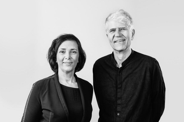 Ingrid Markusse and Frederick Wencke - Managing Directors of City-Wohnen Hamburg