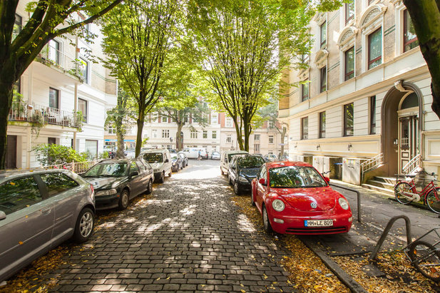 Apartments in Rehmstraße in the district Hamburg-Winterhude - City-Wohnen Hamburg